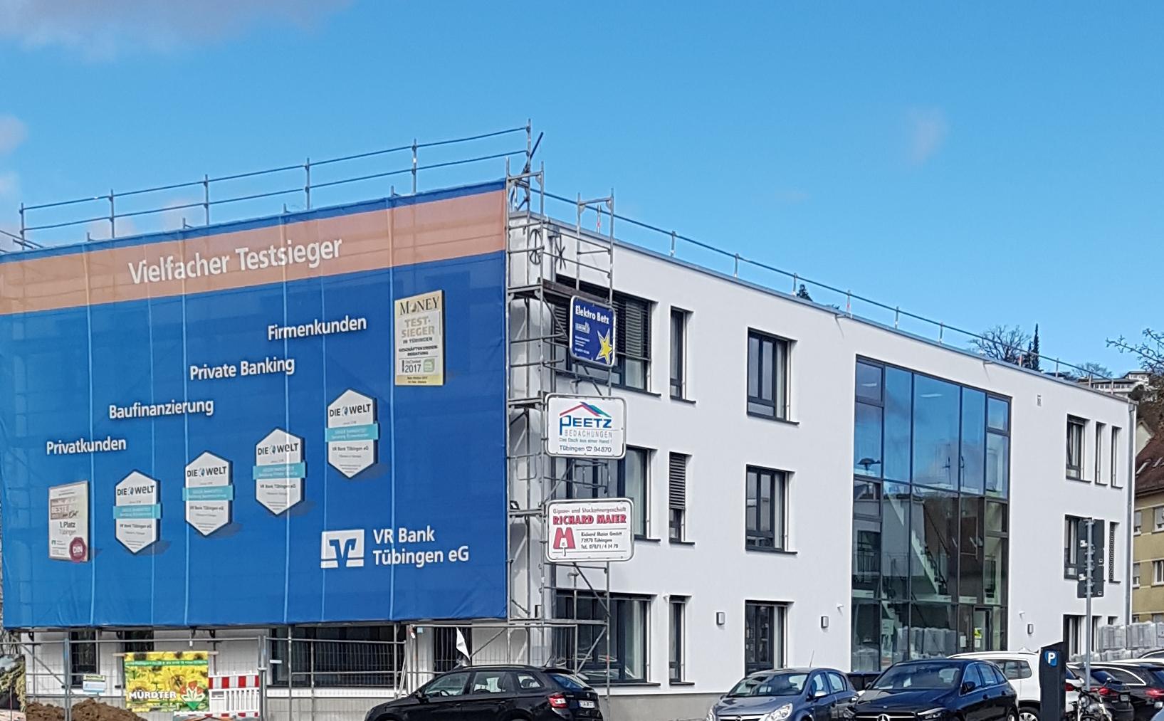 Aischbachstrasse Gebaudeansicht von außen